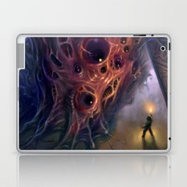 The Mountains of Madness Laptop & iPad Skin