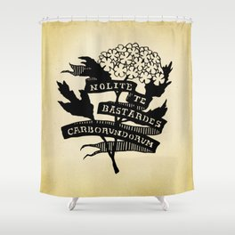 Handmaid's Tale - NOLITE TE BASTARDES CARBORUNDORUM Shower Curtain