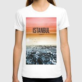 Istanbul Wallpaper T-shirt