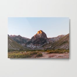 Devil's Fang Metal Print