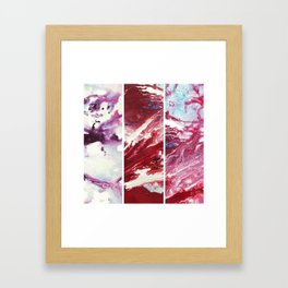 Rework Framed Art Print