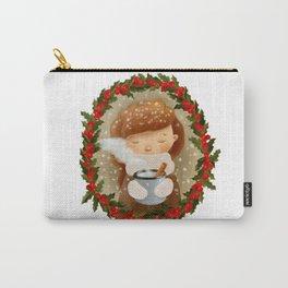 Cinnamon Tea Carry-All Pouch