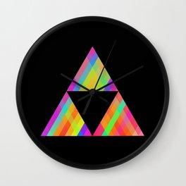 Stripforce Wall Clock