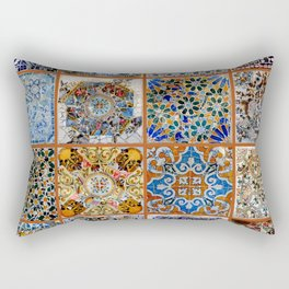 Oh Gaudi! Rectangular Pillow