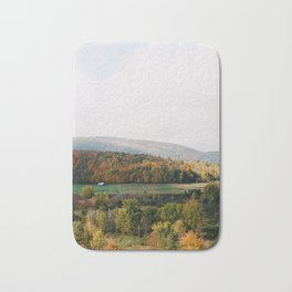 Vermont Valley - 35mm Film Bath Mat