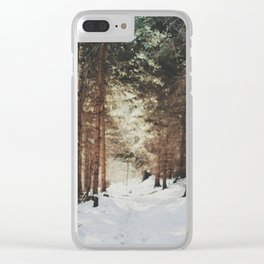 attersee (26) Clear iPhone Case