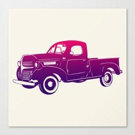 Dodge Pickup Canvas Print