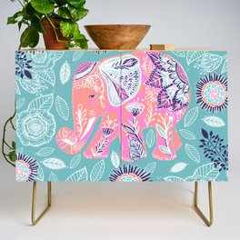 Clearly Credenza