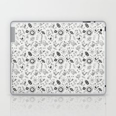 Doodle Birds Seamless Patterns Laptop & iPad Skin
