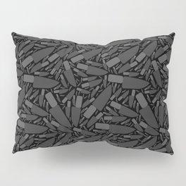 Knife Pattern Pillow Sham