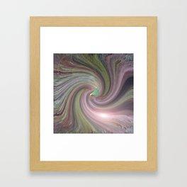Crepe Myrtle Barking v.1 Framed Art Print