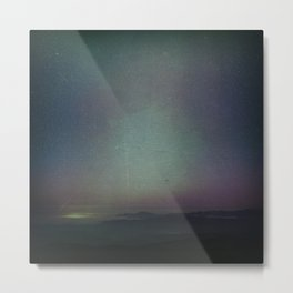Within That Aura Metal Print