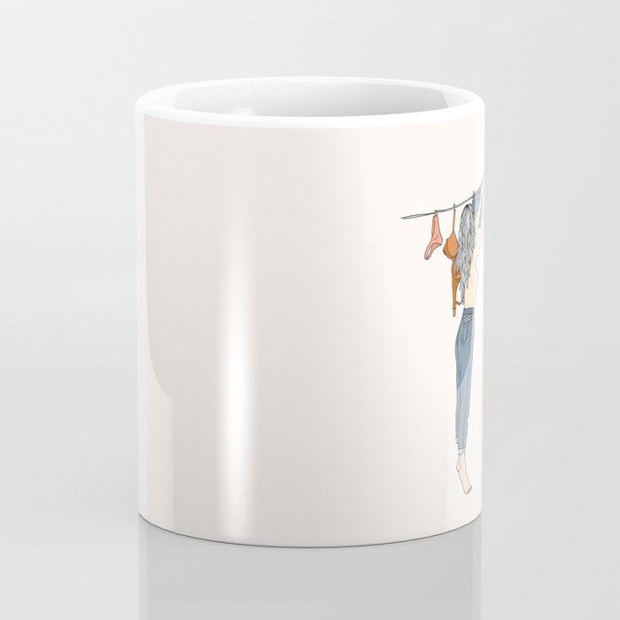 Girl Next Door Coffee Mug