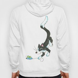Cat and Mouse Hoody