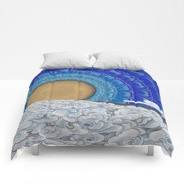 Midnight Sun Comforters