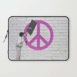 No Peace Allowed! Laptop Sleeve