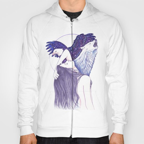 Wings Of An Eagle Hoody