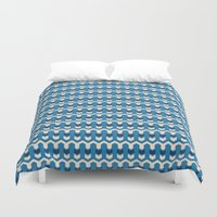 journey Duvet Covers featuring Journey by Matt Borchert