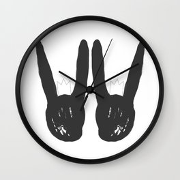 PRINCE B Wall Clock