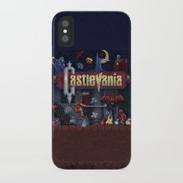 Vania Castle iPhone Case
