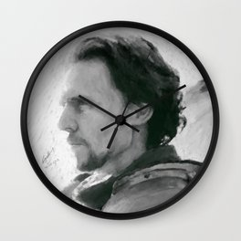 """Henry V """"Last Stand"""" Wall Clock"""