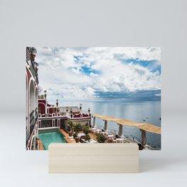 Le Sirenuse, Positano, Italia Mini Art Print