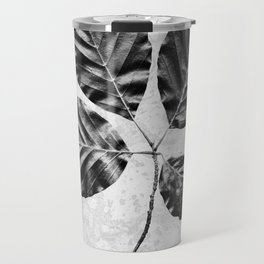 Abstract Flowers 4 Travel Mug