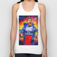 captain silva Tank Tops featuring Thiago Silva by Cr7izbest