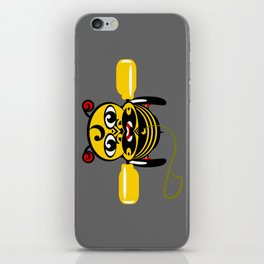 Hei Tiki Bee Toy iPhone Skin