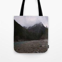 Koritnica River Tote Bag