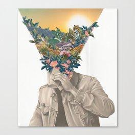 Recapture Canvas Print