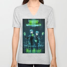 Avatars Unisex V-Neck