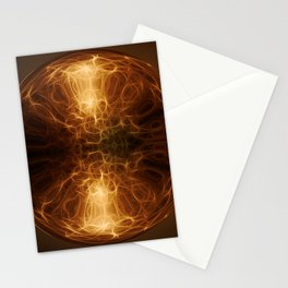 Abstract Background 234 Stationery Cards