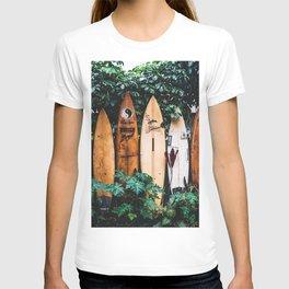 Surf Time II / Hanalei Bay, Hawaii T-shirt