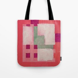 Urban Intersections 3 Tote Bag