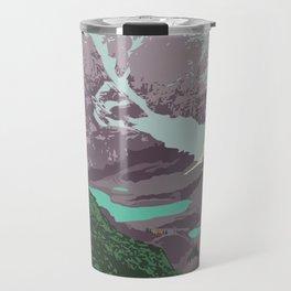 Yoho National Park Poster Travel Mug