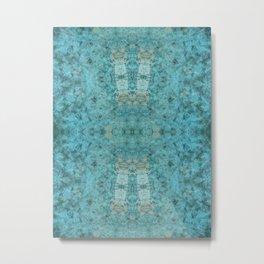 Water Spirit Totem Metal Print