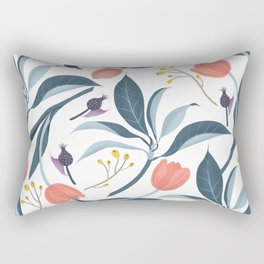 Tulips Rectangular Pillow