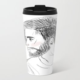 Scribble Zayn Travel Mug