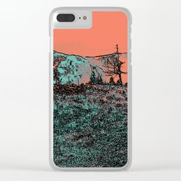 Alps Clear iPhone Case