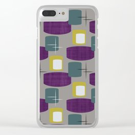MCM Murley Clear iPhone Case