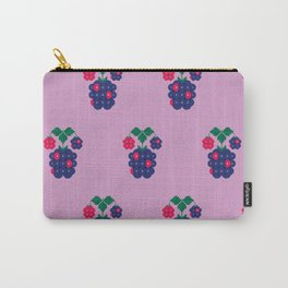 Fruit: Blackberry Carry-All Pouch