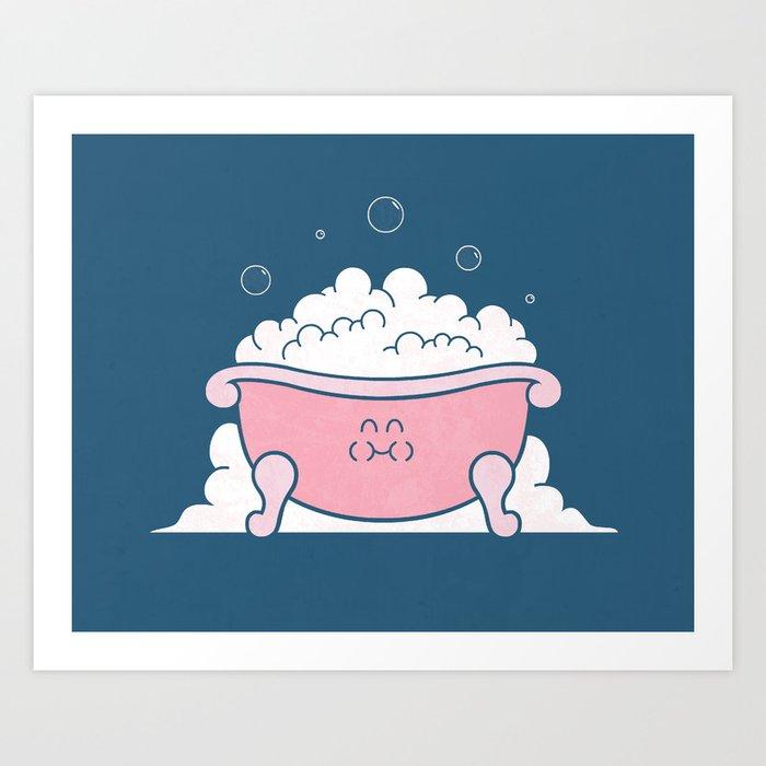 Bubbles Kunstdrucke