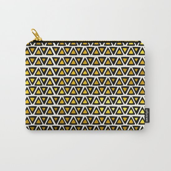 Aztec Gold Empire Carry-All Pouch