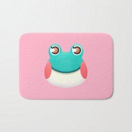 Lily Animal Crossing Bath Mat