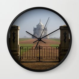 Necropole National Wall Clock