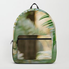 Fern Beneath the Redwoods Backpack