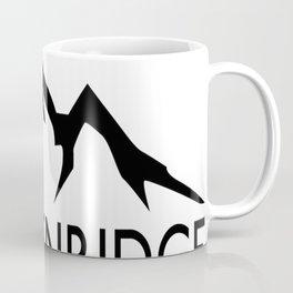BRECKENRIDGE COLORADO SKIING SKI MOUNTAINS SNOWBOARD Coffee Mug