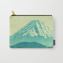 The Hues beyond Janaha Carry-All Pouch