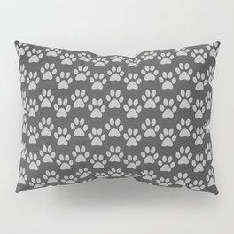Paw Print Pillow Sham
